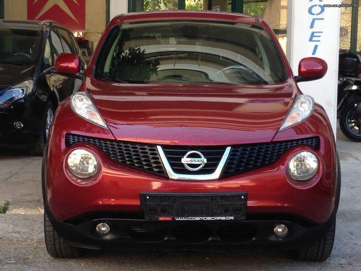 Nissan Juke 1.5 DIESEL ΔΕΡΜΑ NAVI '2012 - 14800.0 EUR - Car.gr