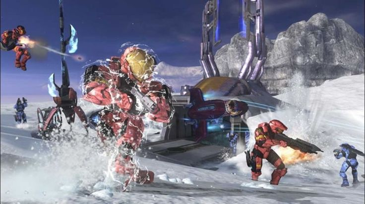 Four Halo Xbox One Backwards Compatible Games Out Now With Free DLC
