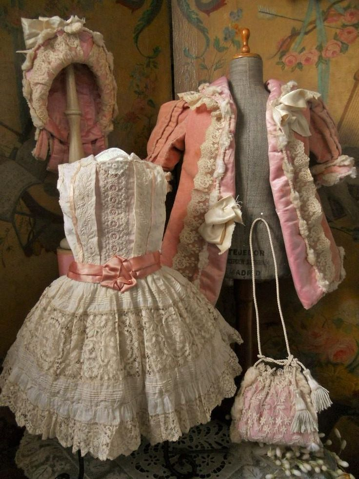 ~~~ Superb French Bebe Winter Ensemble ~~~ from whendreamscometrue on Ruby Lane