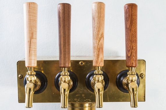 Beer Tap Handle by AbbeyCatBrewing on Etsy