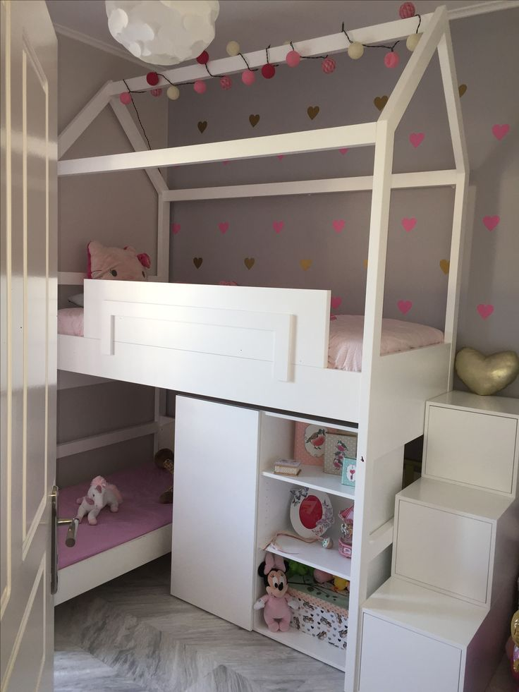 17 Best Images About Wwe Bedroom Ideas On Pinterest: 17 Best Ideas About Two Girls Bedrooms On Pinterest