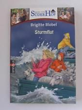 Brigitte Blobel: Neues vom Süderhof 05. Sturmflut. UNGELESEN!!!