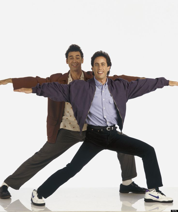 11 Awkwardly Wonderful 'Seinfeld' Promo Photos