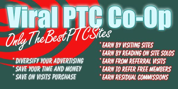 Need Sales & Referrals? Just Out..Promote on 16 PTC at Once! + Six Different Ways to Earn (F.re.e)!
