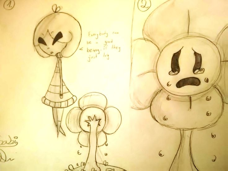 That´s what Papyrus and Sans said :3