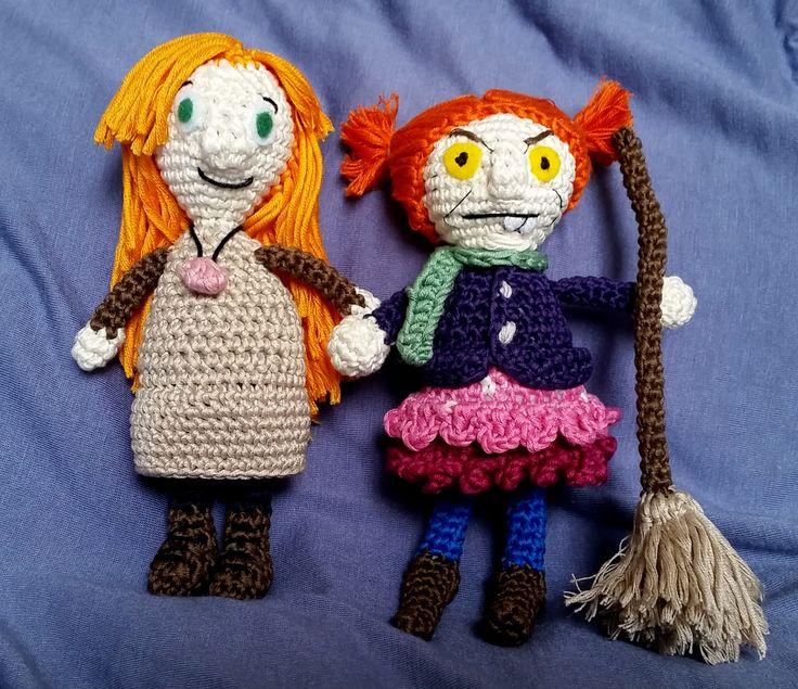 Aliisa ja Noita.