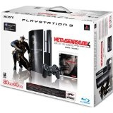 PlayStation 3 80GB Metal Gear Solid 4: Guns of the Patriots Bundle (Video Game)By Sony