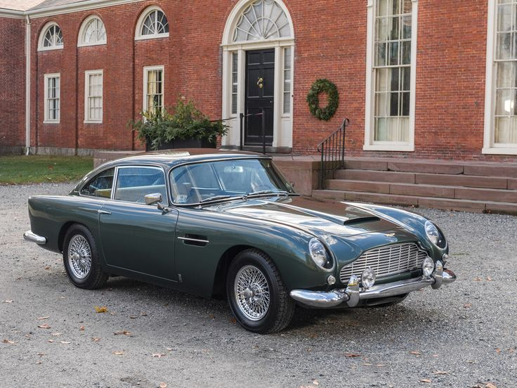 1965 Aston Martin DB5 Chassis No.DB5/1990/L Engine No.400/1099