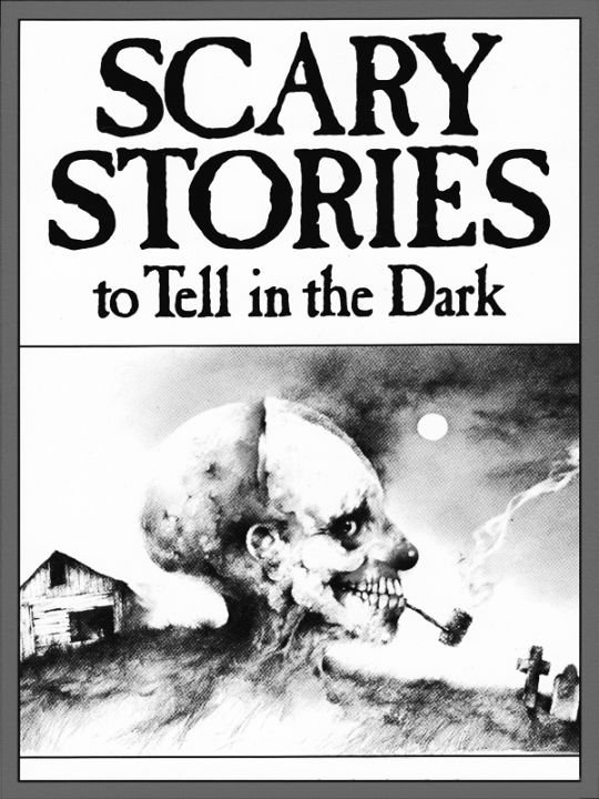 Kindle 4 Screensaver: Scary Stories to Tell in the Dark