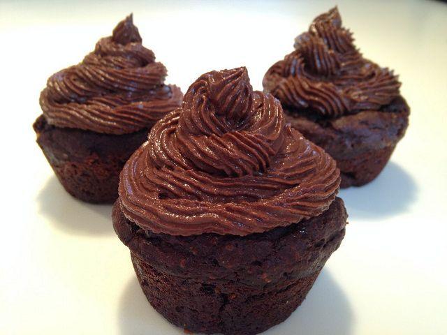 Madame Labriski - Ces galettes dont tout le monde parle - : MÉCHANT PLAISIR (muffinski chocolat et caramel)