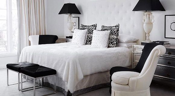 The Monochrome Bed Collection | ACHICA