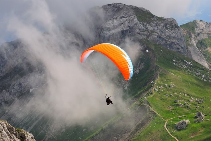 Paragliding and Camping Adventures in South Africa