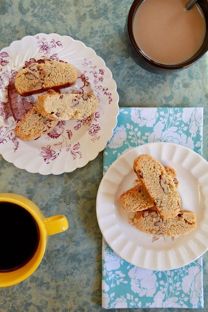 Peanut Butter Pecan Biscotti | Internet Food I Have Made | Pinterest