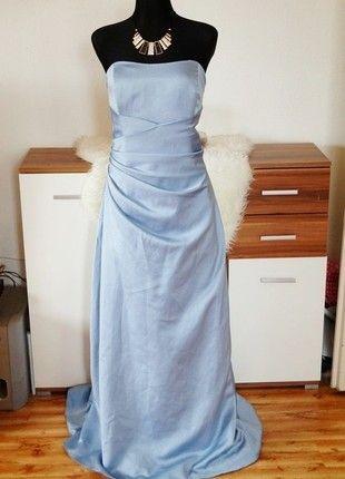 Dámské luxusní svatbení družičkovské šaty