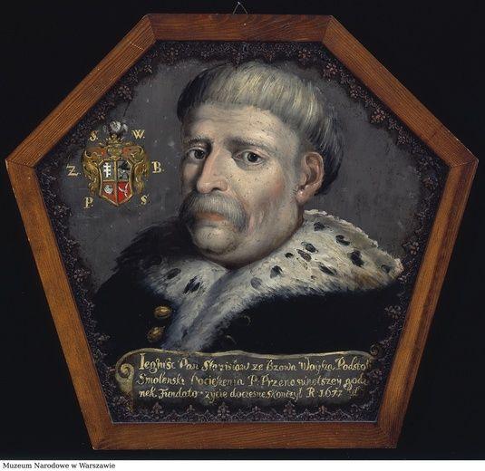 * Portret trumienny | Sztuki wizualne w Culture.pl