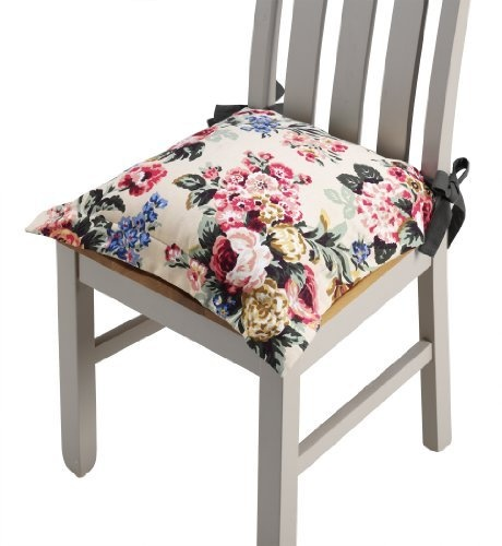 Floral Seat Pad