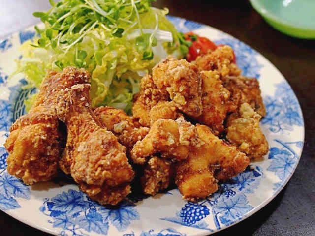 簡単*鶏むね肉のやわらかい唐揚げの画像