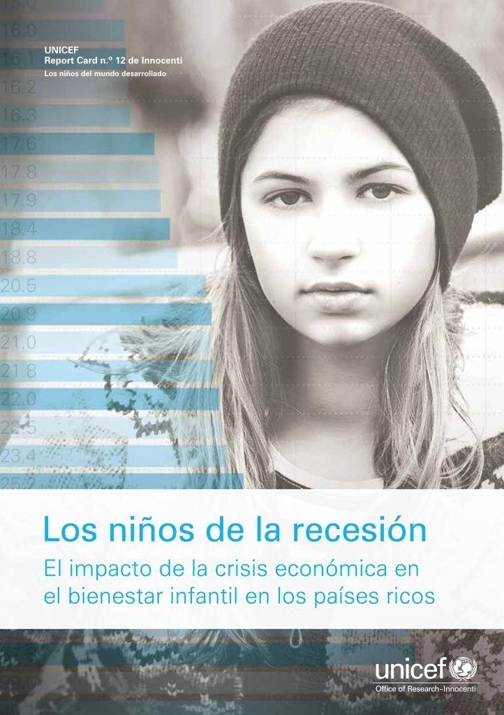 Un país con 11.746.000 personas excluidas y un 36,3% de niños pobres, según Caritas y Unicef / @cuartopoder | #lovelylibrarypatrons