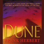 Dune Series, by Frank Herbert