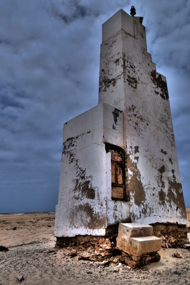 Lighthouse of Santa Maria, Cabo Verde