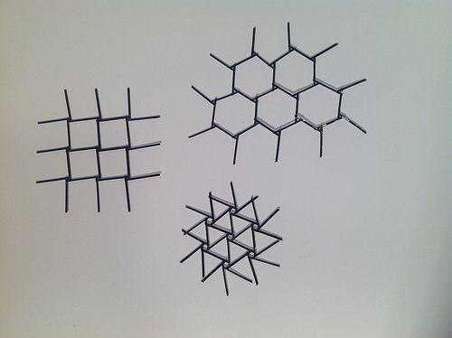 planar mesh