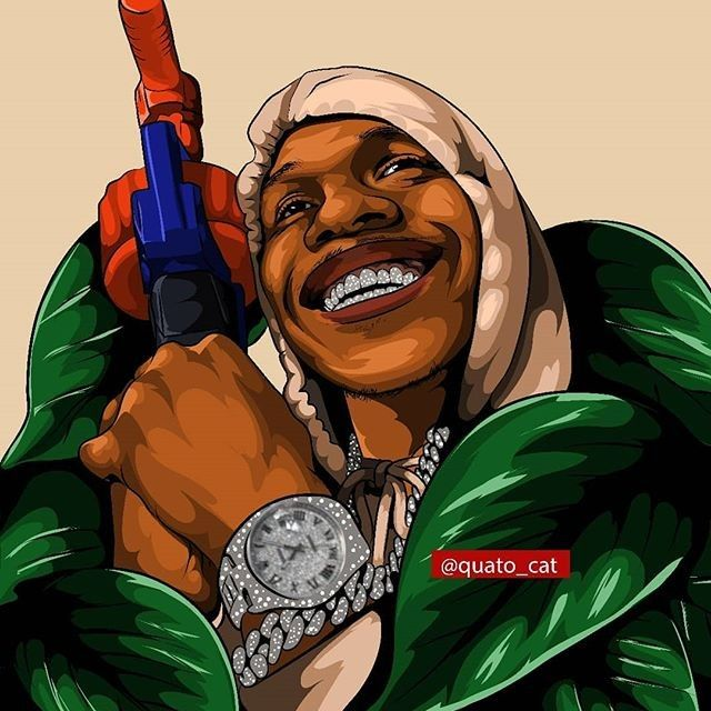 Pin by Click Clack on DaBaby (With images) Trill art