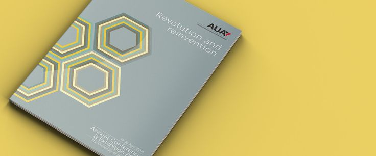 Branding Association of University Administrators We've been working with the AUA for a number of years, most recently on its annual conference brochure 2015. For this and the 2015 conference brochure we designed the branding including a logo and look and feel for the publications, as well as designing and layout for its regular …