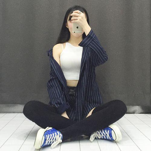 Imagem de fashion, kfashion, and korean fashion