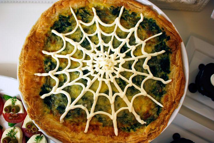 Rezepte für ein gruseliges Halloween-Buffet