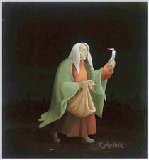 Witch - Ivan Generalic