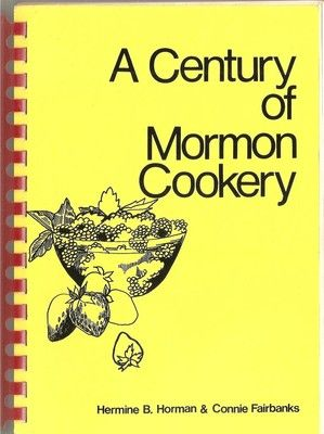 93 best lds recipes and blogs images on pinterest bread recipes a century of mormon cookery by hermine b horman 1985 spiral paperback forumfinder Choice Image