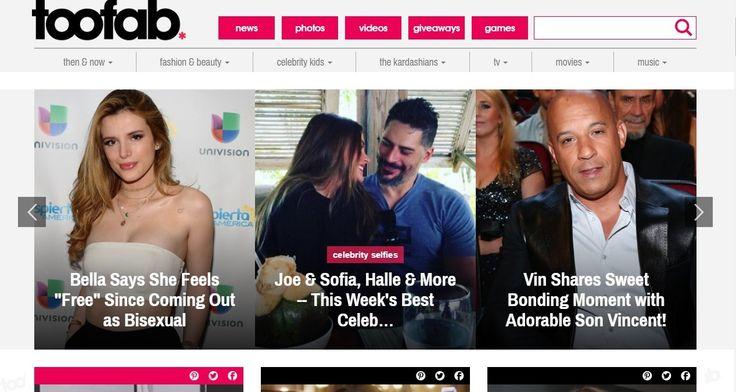 Top 15 Celebrity Gossip WebSites
