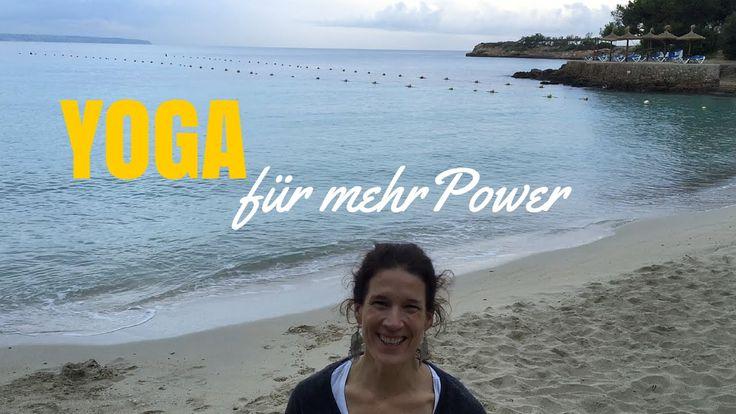 Yoga mit Yogalexa: Yoga Mini - Serie für Brust, Bauch, Beine & Po