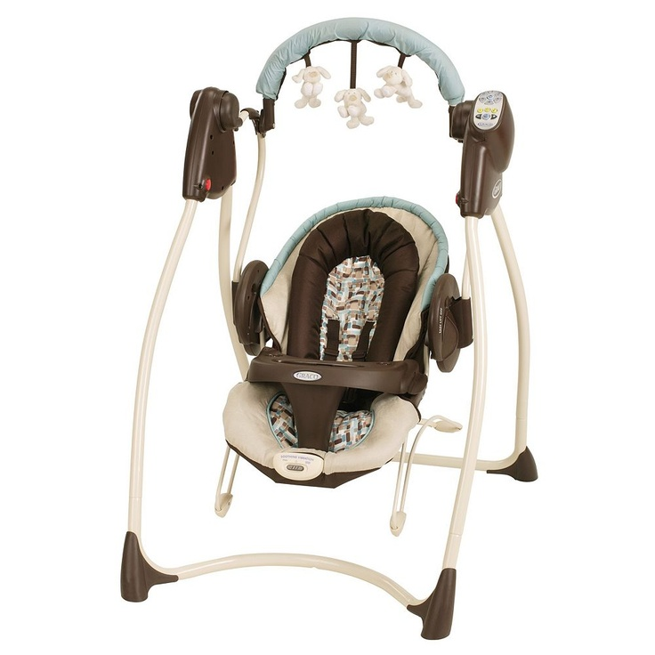 Swing Bounce And Be Merry Graco Kohls Baby On Board