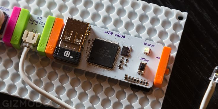 LittleBits Now Lets You Build Your Own DIY Smart Home. We've known and loved littleBits for some time, and now, they just got a lot more useful with the introduction of cloudBit. CloudBit is a module, a.k.a. bit, that brings internet connectivity to anything. With the rest of the littleBit library, you can now effectively create your own internet of things, no fancy Google products necessary.