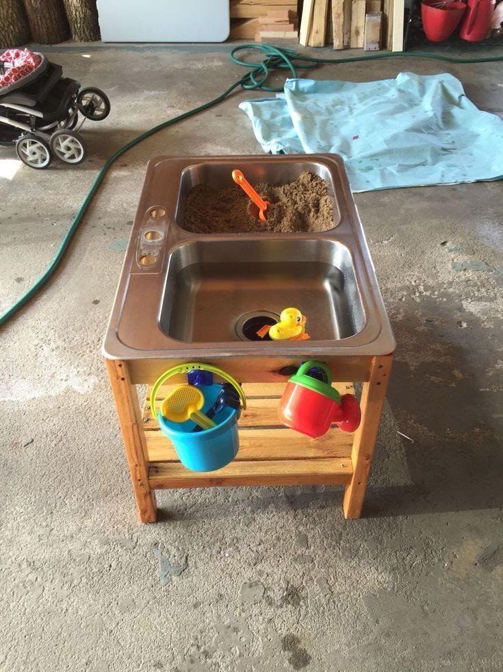 Holzarbeiter Versorgung Outdoorkuche Woodworkings Kinder Garten Kinderspielzeug Garten Kinderspielplatz Garten