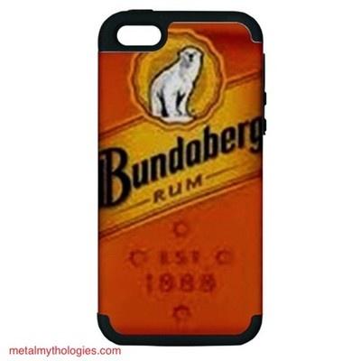 BUNDABERG RUM-IPHONE 5 HARDSHELL CASE