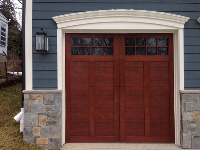 17 best images about carriage wood garage doors and for Composite wood garage doors
