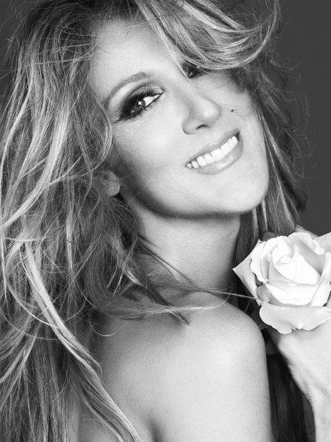 Celine Dion looking like a goddess!!