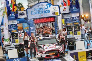 TIEMPO DE DEPORTE: Premio Isla Europea del Deporte.al Rally Islas Can...