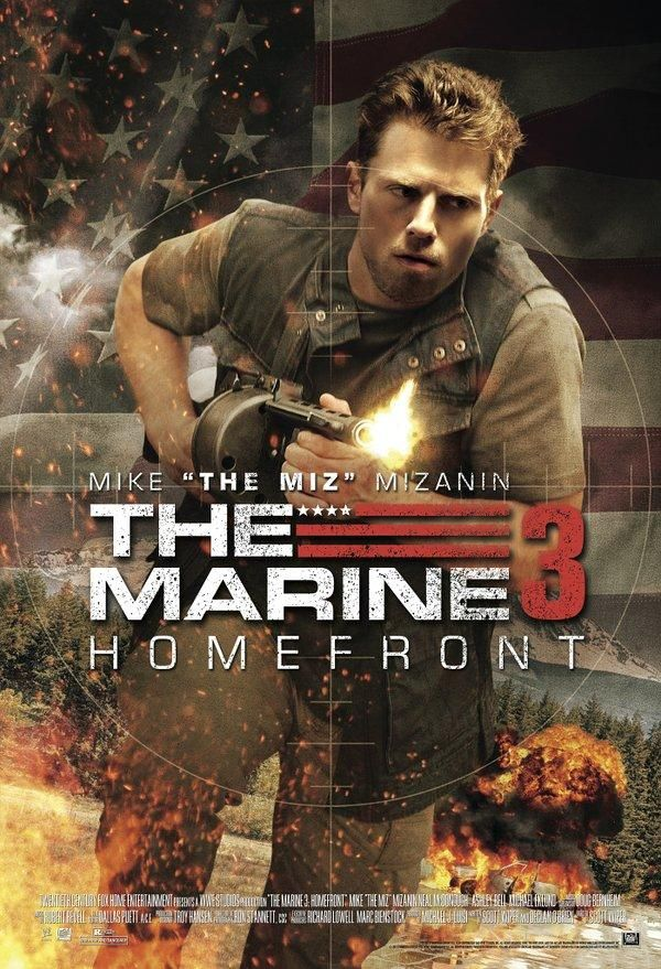The Marine 3: Homefront (Video 2013)