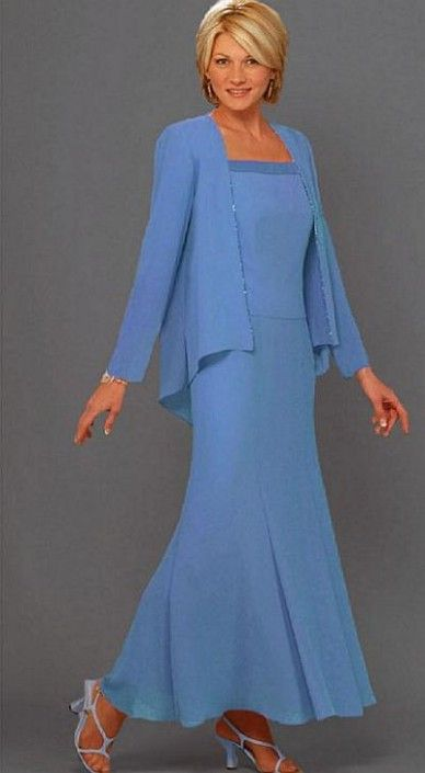 Ursula Plus Size Mother of the Bride Jacket Dress 62490