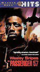 Thriller VHS! PASSENGER 57 Wesley Snipes