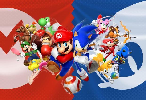 """Spieletest: """"Mario und Sonic - Olympische Sommerspiele 2016 in Rio"""""""