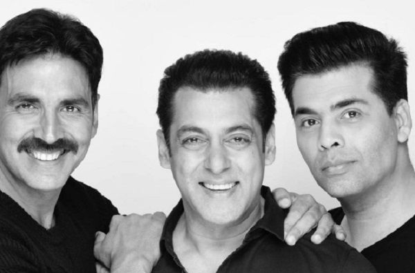 Akshay Kumar, Salman Khan and Karan Johar to collaborate for a film – read details