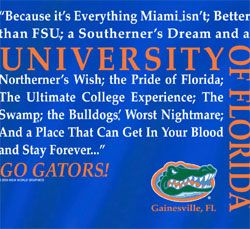 Florida+Gators+Football | Florida Gators Football T-Shirts - Unique College T-Shirts