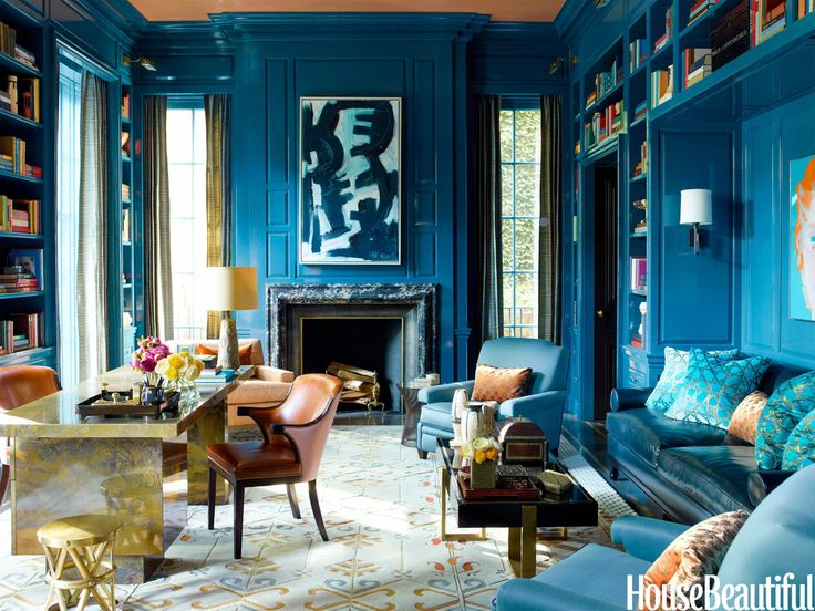 This Incredible Townhouse From House Beautiful Is What Dreams Are Made Of (PHOTOS)