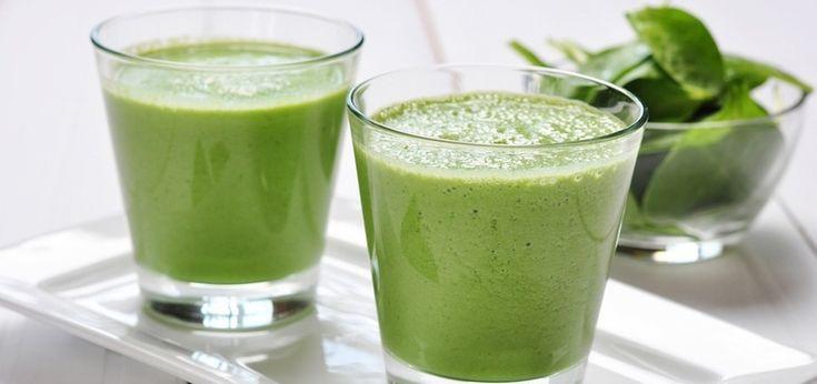 Un zumo ideal parea eliminar las toxinas del organismo. Ideal para tomar en ayunas. #Zumo_Verde_Purificante #recetas #bebidas #zumos #detox