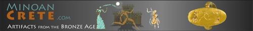 Flash Banner Ad:  Minoan Crete--Artifacts from the Aegean Bronze Age