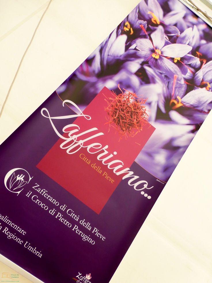 Città della Pieve in Umbria: saffron, restaurants and local feasts